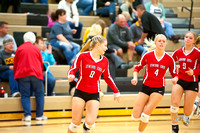 CCHS vrs Northern Cass  Oct 8 2015