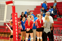 CCHS vrs Maple Valley  Oct 13